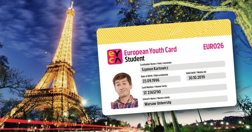 Karta Euro 26 Ubezpieczenie I Znizki Nie Tylko Dla Studenta